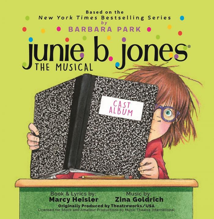 Junie B. Jones Cast Recording