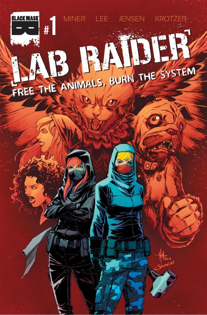 Lab Raider 1