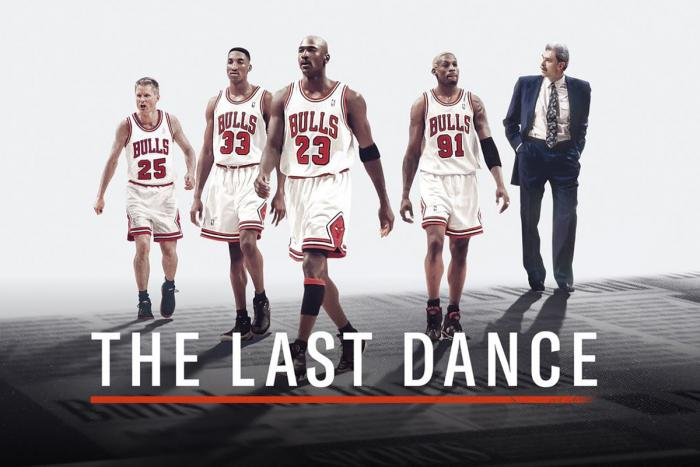 Last Dance Chicago Bulls