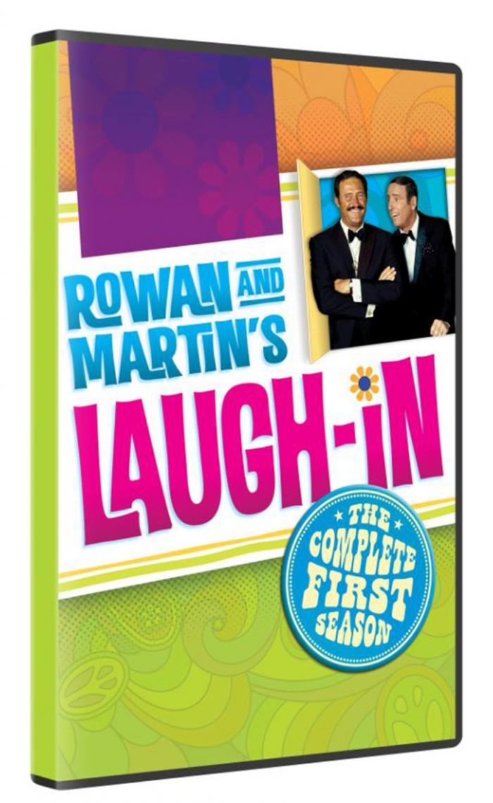 Laugh In Season One DVD
