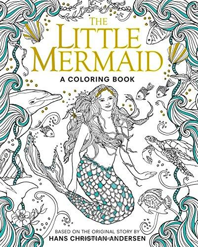 THE LITTLE MERMAID: An Under-The-Sea Coloring Adventure | Critical Blast
