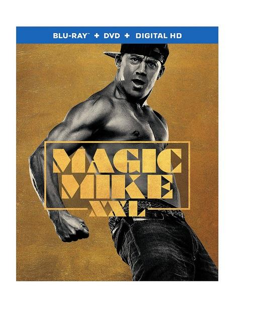 Magic Mike XXL Warner Brothers Blu-ray