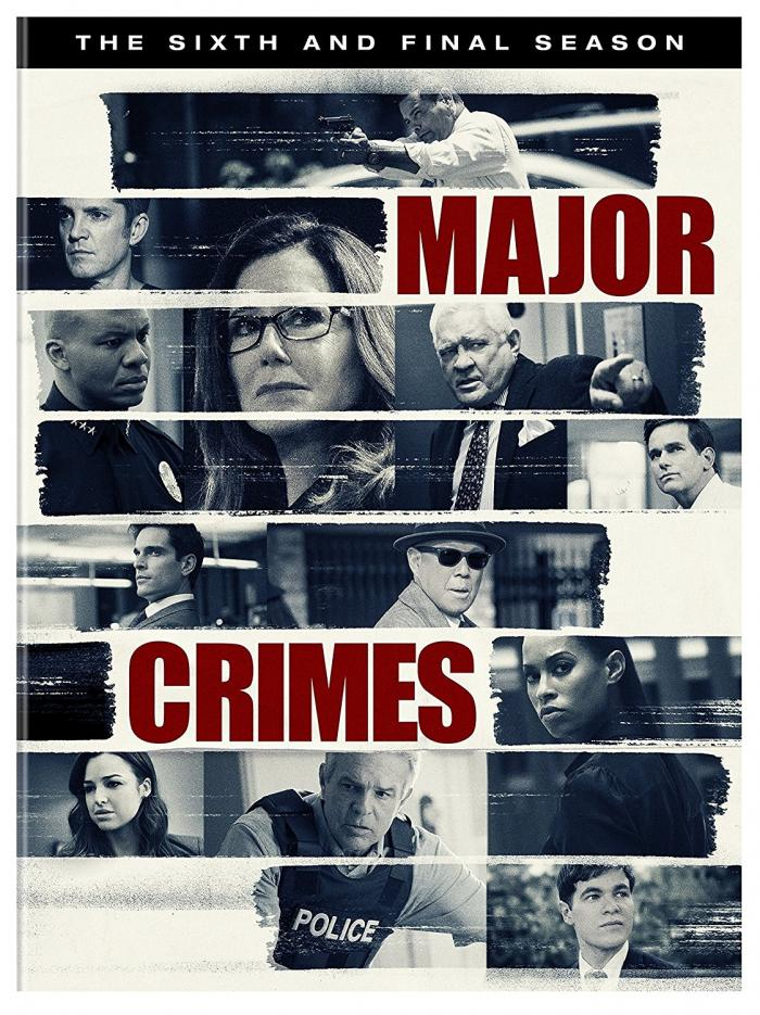 Major Crimes Season 6 on DVD