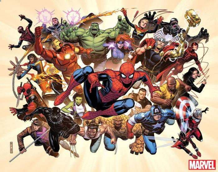Marvel Reveals Its New Avengers Lineup
