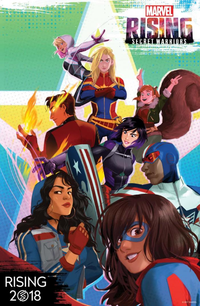 Marvel Rising: Is this Marvel's answer to DC Superhero Girls
