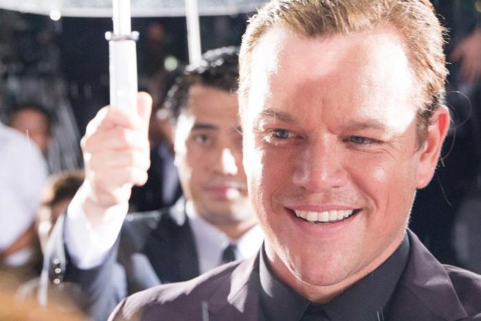 Matt Damon: Still Looking Slick at 46