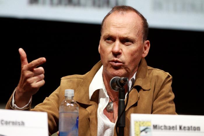 Michael Keaton -- a Spidey villain?