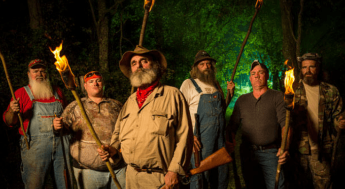 A Return To The Dark Forest Opens Doors For Season Of New Investigations For Mountain Monsters Critical Blast The remaining members of the aims team gather around a campfire to celebrate the life of team leader and friend john trapper tice. critical blast