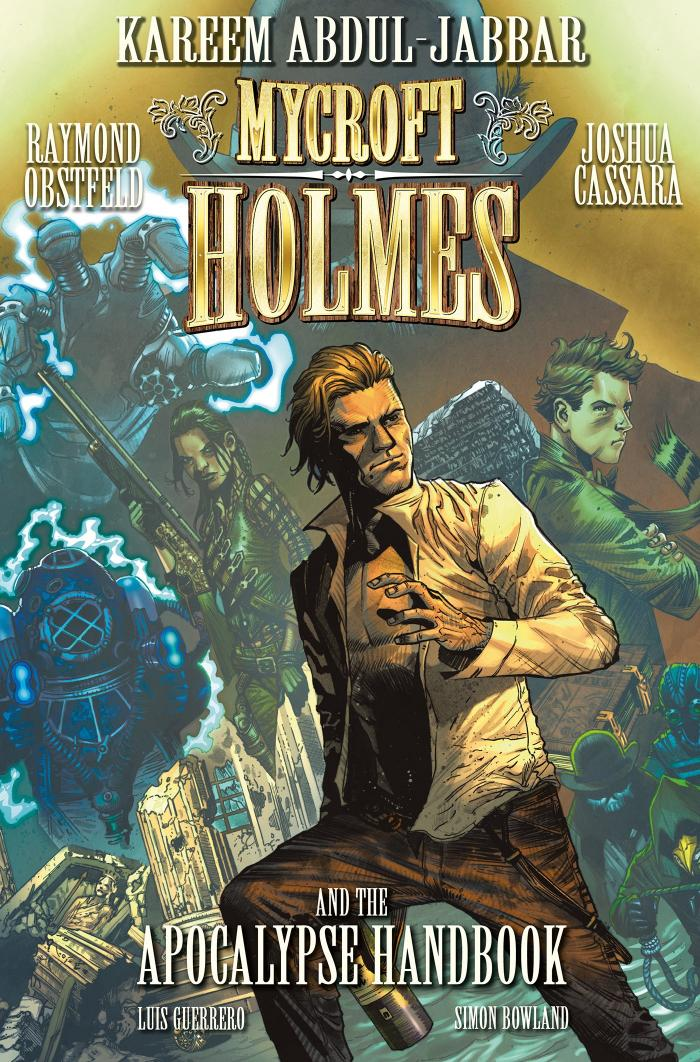 Mycroft Holmes and the Apocalypse Handbook, Titan Comics