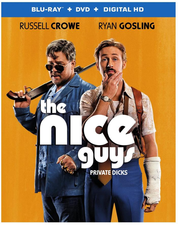 The Nice Guys on Blu-ray