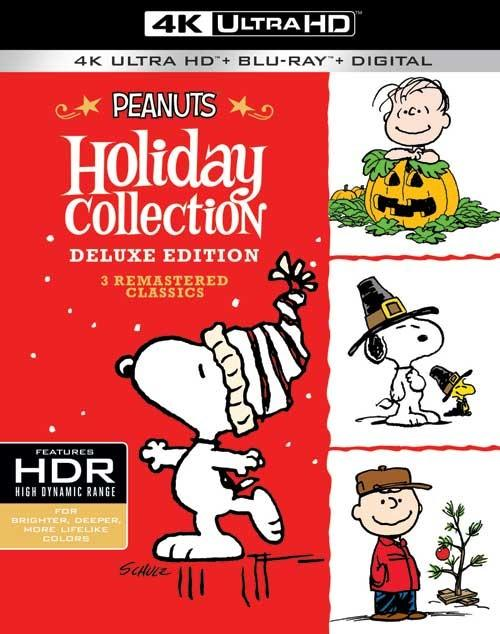 Peanuts Holiday 4K