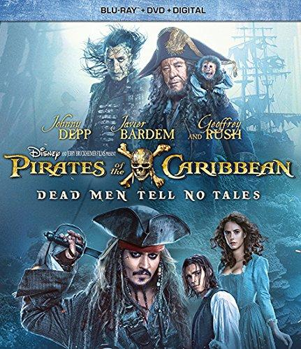 Pirates of the Caribbean: Dead Men Tell No Tales Blu-ray
