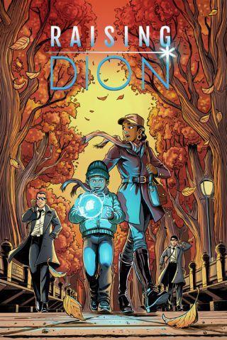 Raising Dion coming to Netflix | Critical Blast Raising Dion