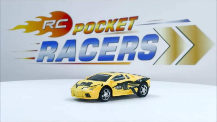 RC Pocket Racers Fury