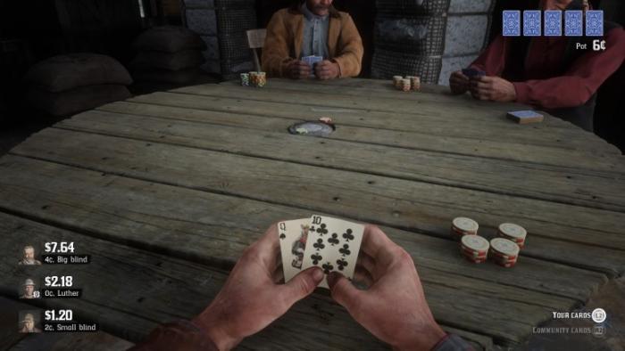 RDD2 Poker