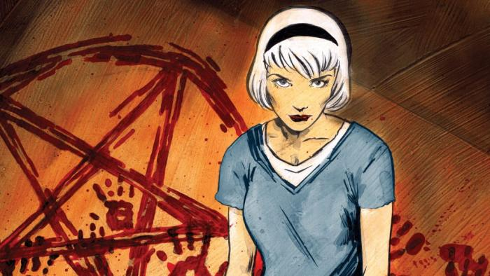 Dark 'Sabrina the Teenage Witch' Reboot in Development at The CW