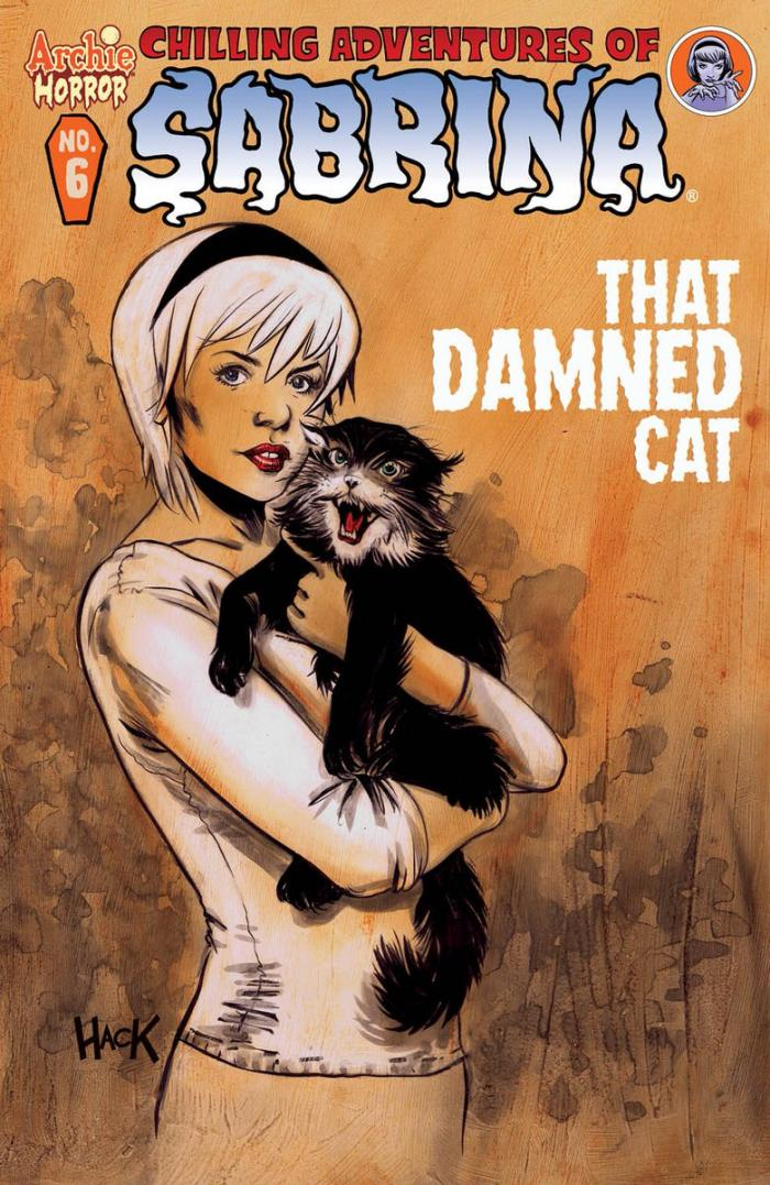 "Chilling Adventures of Sabrina, ""That Damned Cat"""