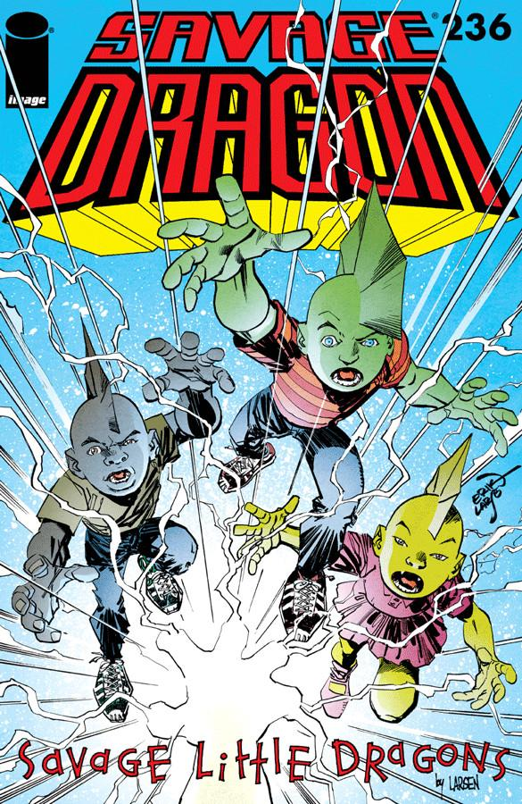 Savage Dragon 236