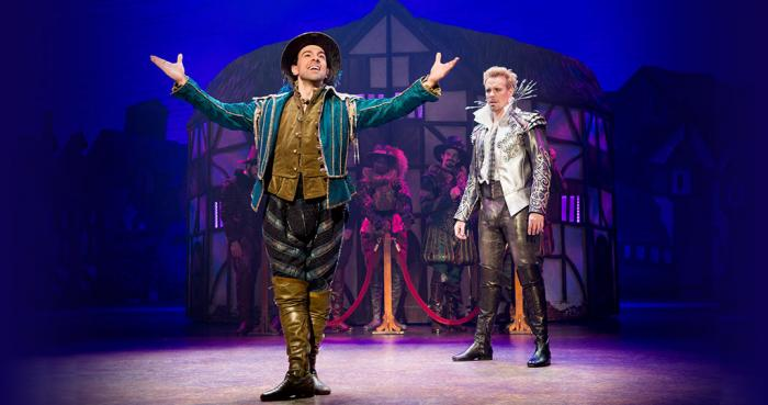 Something Rotten plays the Fabulous Fox Theatre Feb 7-19. Image Credit: The Fabulous Fox Theatre