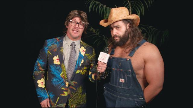 Southpaw Regional Wrestling Debuts With Four Episodes … And It's Hilarious!