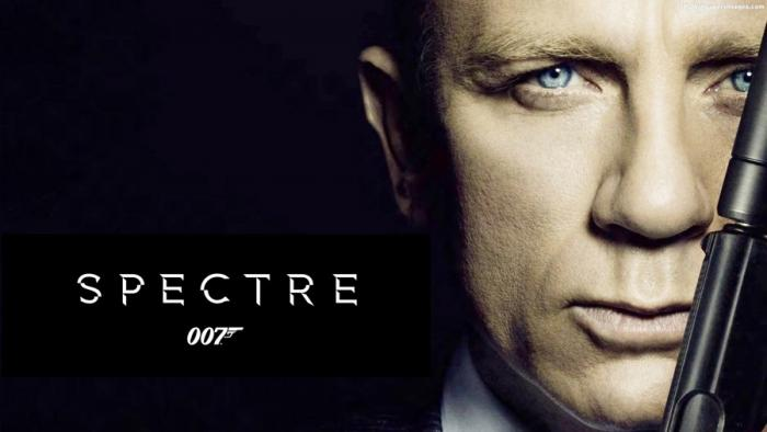 SPECTRE cures insomnia in theatres Nov. 6, 2015.