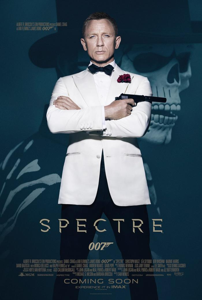 James Bond Spectre debate Jeff Ritter Chris Delloiacono