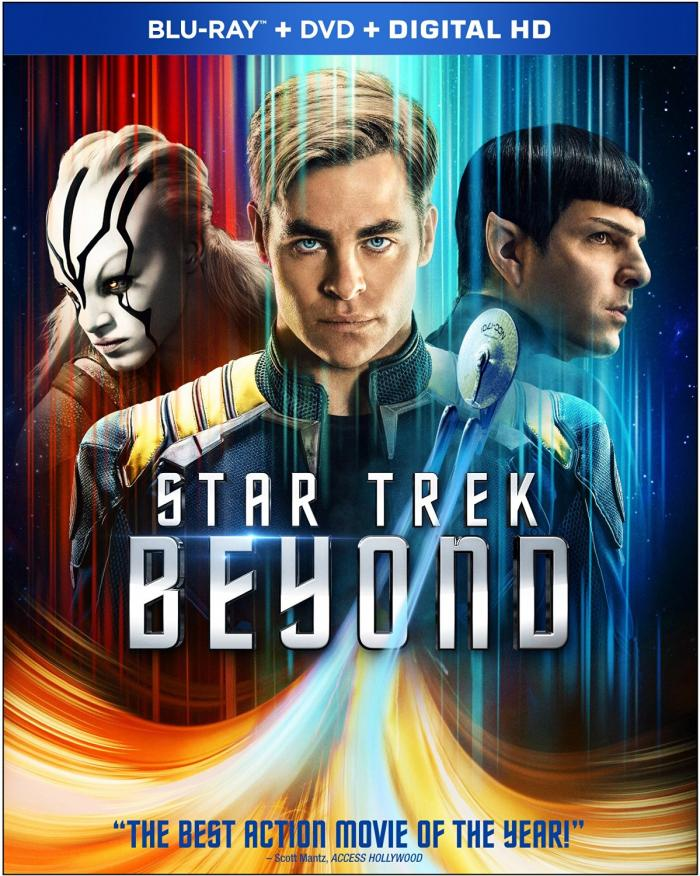 Star Trek Beyond on Blu-ray / DVD