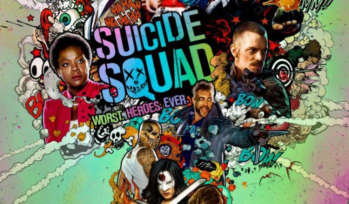 Suicide Squad opens Aug 5, 2016.