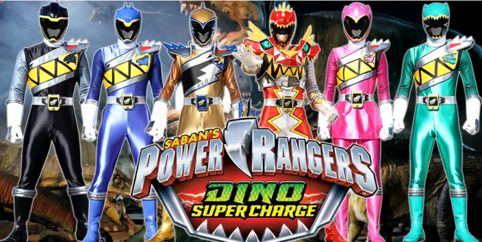 Critical Depth Power Rangers Dino Charge Part 3