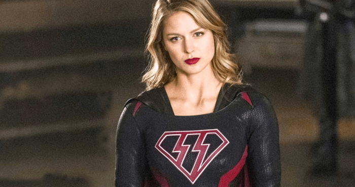 Supergirl Crisis on Earth X 1