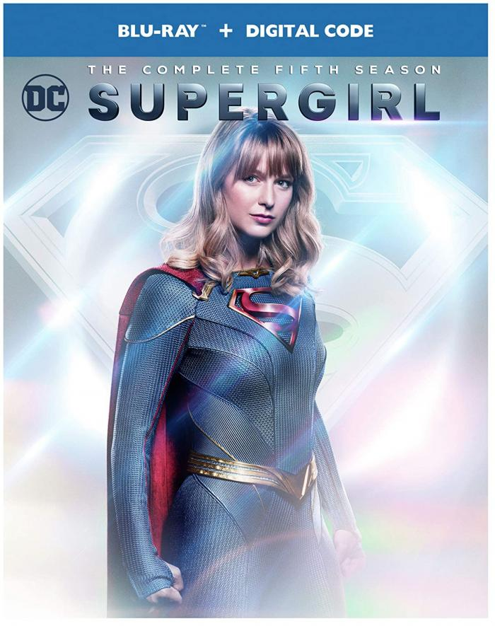 Supergirl Season 5 Blu-ray