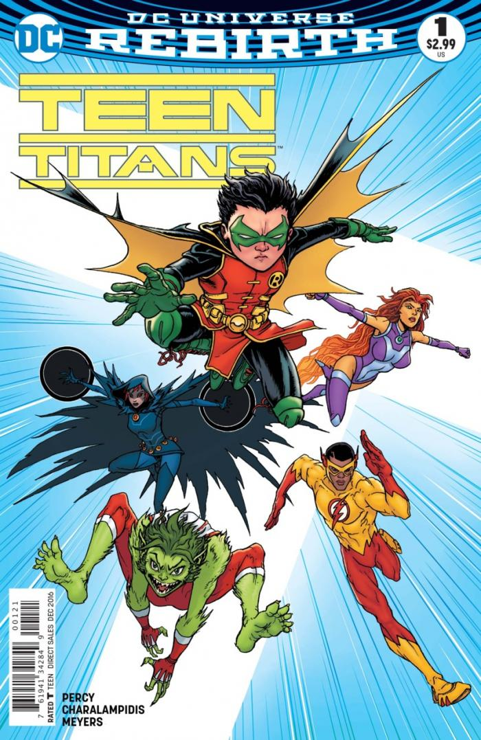 Teen Titans 1 Rebirth