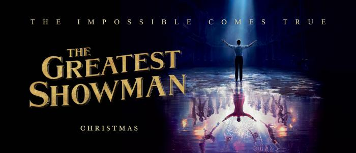 The Greatest Showman in theaters everywhere 12/20/2017.