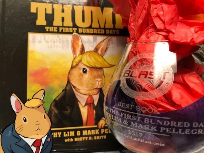 POTUS Thump Best Book 2017