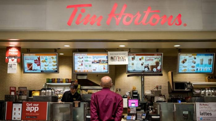 You Won't Believe This - Woman Defecates On Floor In Tim Hortons