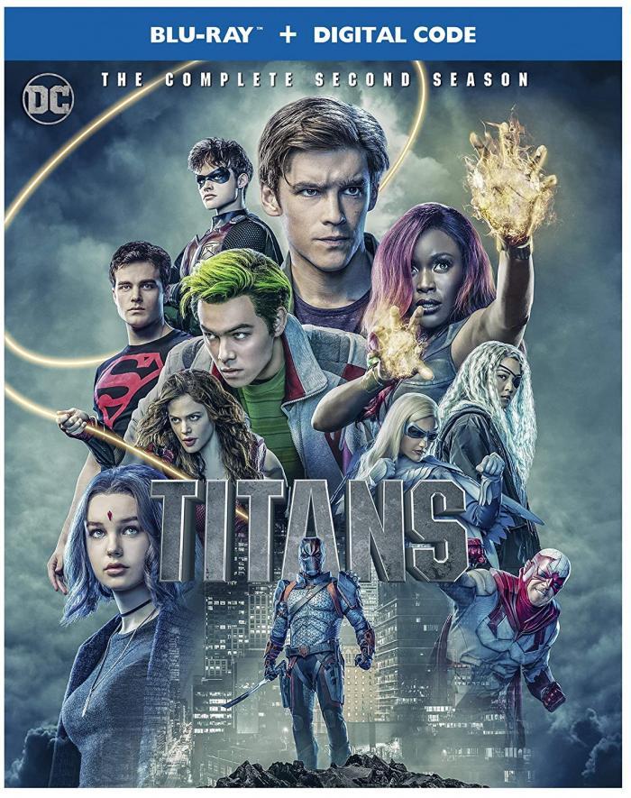 Titans Season 2