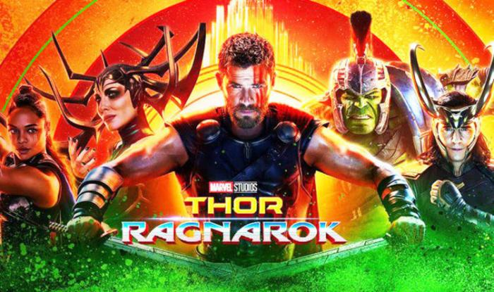 THOR RAGNAROK opens Nov. 2, 2017.