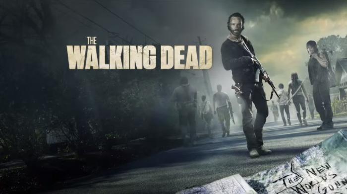 TWD The Walking Dead AMC Best TV 2016