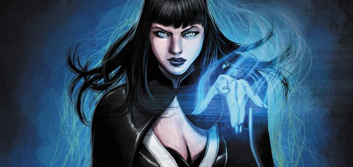 Nightmare Nurse And Deadman Take Spotlight In Justice League Dark