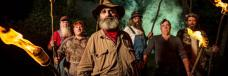 Mountain Monsters Black Wolf
