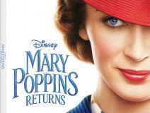 Mary Poppins Returns on Blu-ray