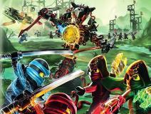 LEGO Ninjago Season 7