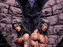 Wonder Woman Conan 1
