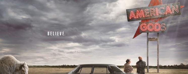 American Gods teaser poster