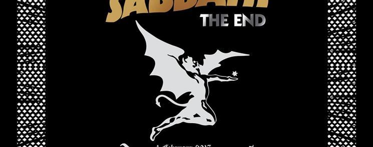 Black Sabbath The End