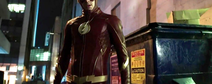 Flash 319 Once and Future Flash