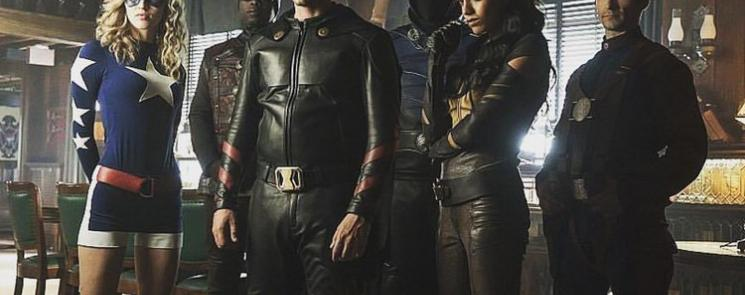 Legends of Tomorrow Episode 202, The Justice Society of America