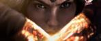 Wonder Woman Wrists Crossed