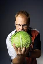 Alton Brown Iron Chef Food Network