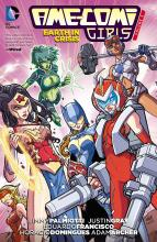 DC Comics Ame-Comi Girls Earth in Crisis Volume 3